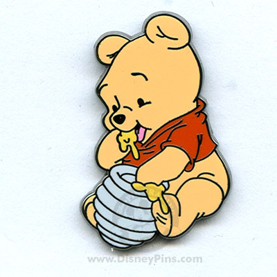 Baby Winnie The Pooh Funny Picture