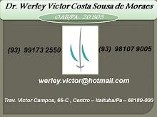ADVOGADO WERLEY MORAES