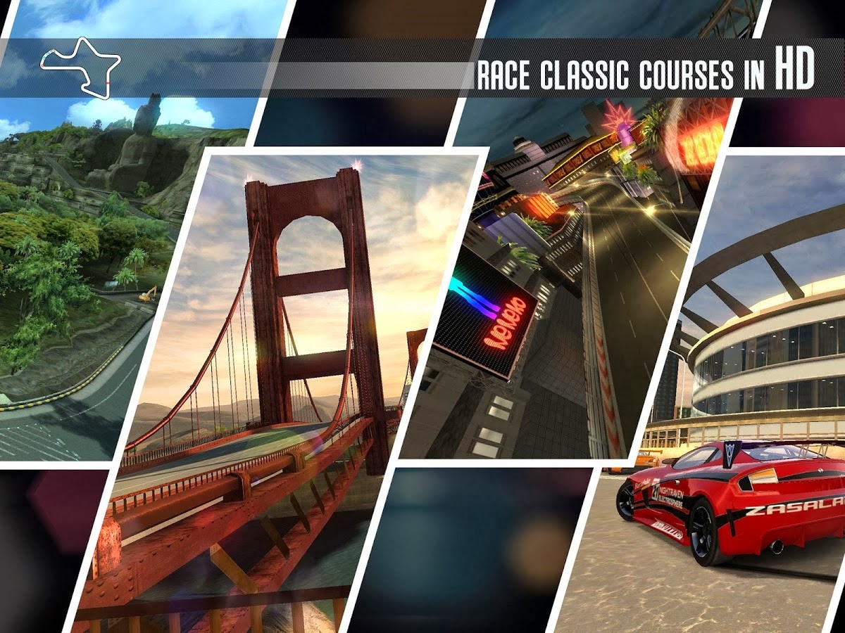 Ridge Racer Slipstream apk game