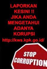 Laporkan Korupsi