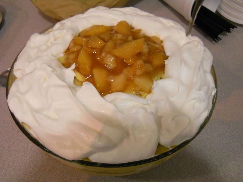 Beth S Favorite Recipes Colossal Caramel Apple Trifle Recipe
