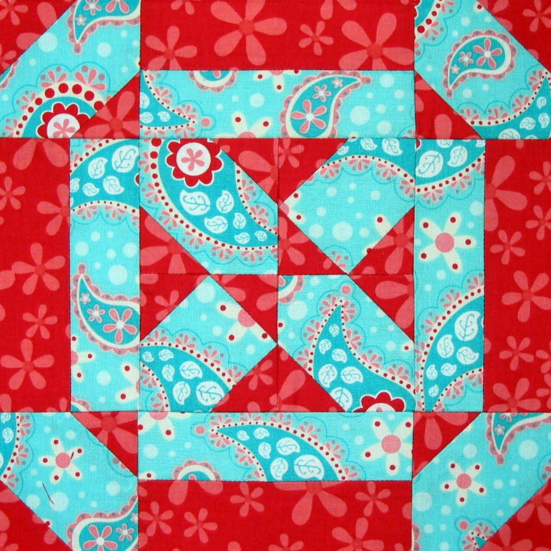 Starwood Quilter: Girl's Joy Quilt Block : 5500 quilt block designs - Adamdwight.com