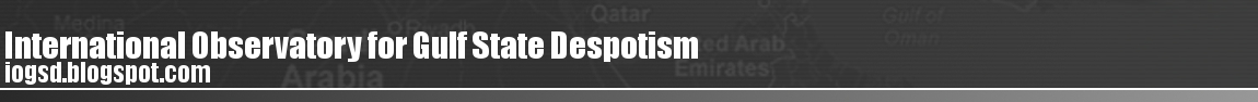 International Observatory for Gulf State Despotism