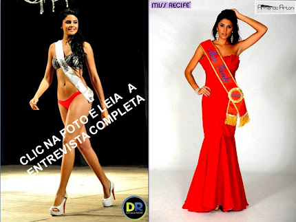IULLY THASA MISS RECIFE 2012 FALA O QUE MUDOU PARA O MISS RECIFE 2013