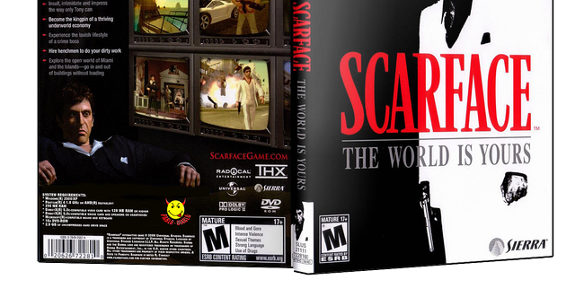Scarface (2006) - PC Review and Full Download | Old PC Gaming