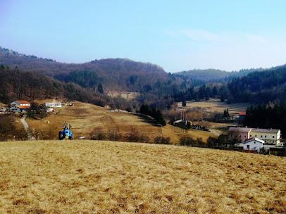 Domenica 8 aprile 2018 - Storia di Senosecchia e il monte Auremiano