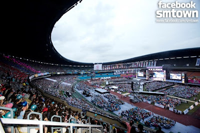 smtown live world tour 3 seoul