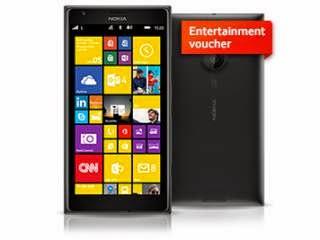 Harga Nokia Lumia 1520 Terbaru