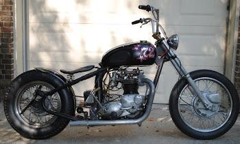 """1972 Triumph Bonneville """"72"""""""