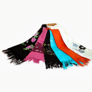 Tips Merawat Jilbab Pashmina