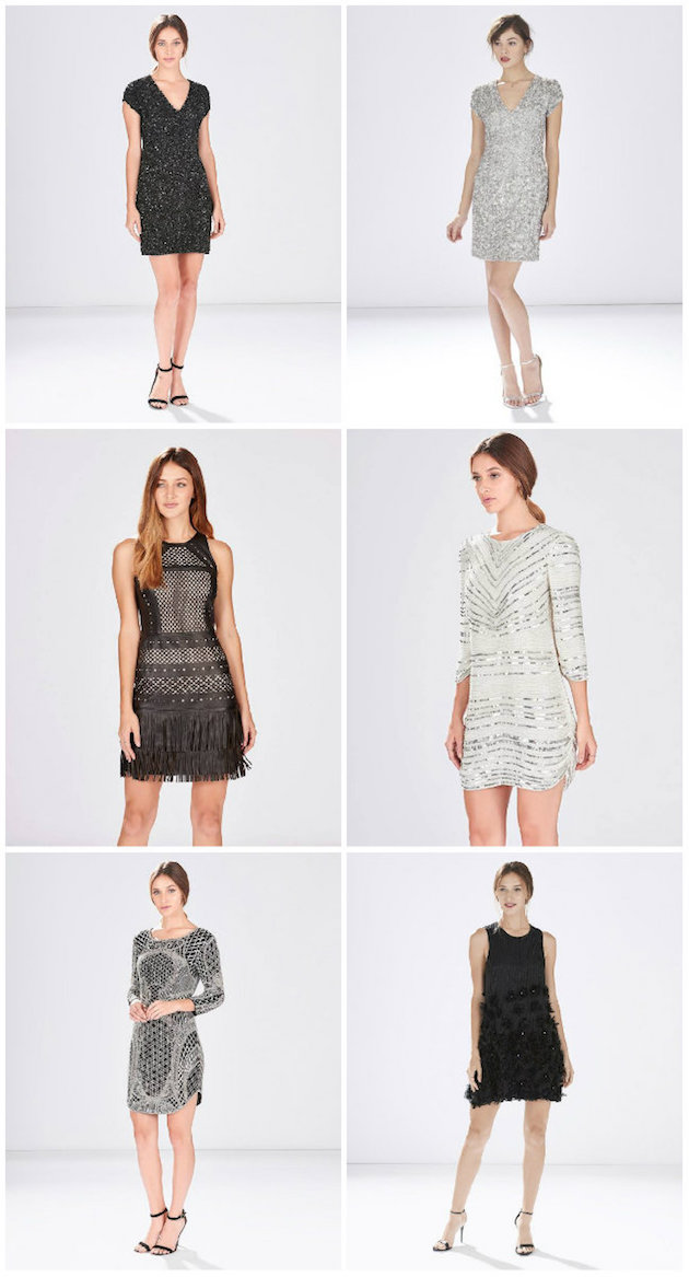 6 dress favorites from Parker holiday 2015 collection