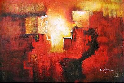 cuadros-con-espatula-abstractos