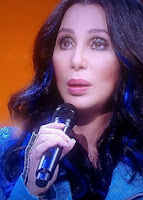 Cher singing 'I Hope You Find It' on 'Wetten, dass..?'