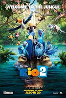 Rio 2 movie poster malaysia