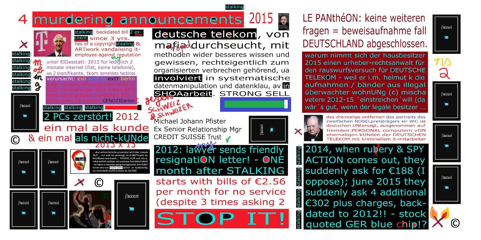 deutsche telekom vorstand aufsichtsrat börsenaufsicht dr hädrich dr hoener tkom proudly in genocide