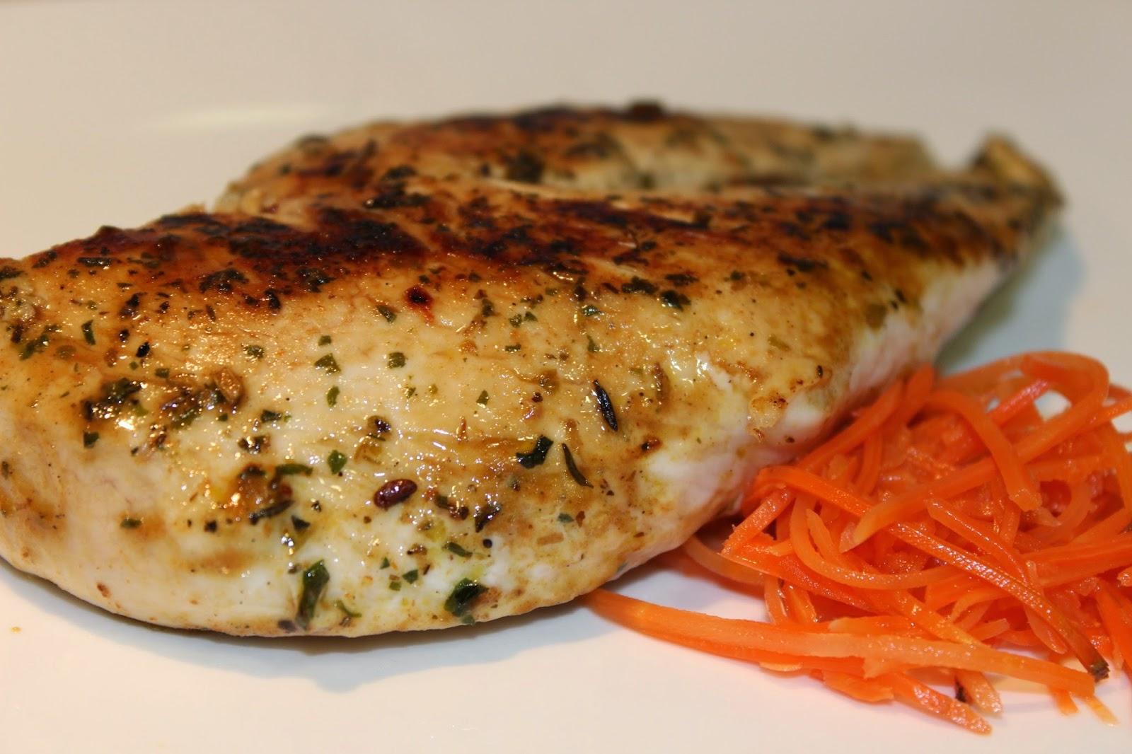 La cocina de gibello pollo marinado a las finas hierbas for Formas de preparar pollo