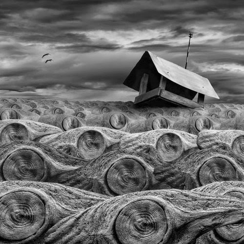 05-Stormy-Dariusz-Klimczak-Black-and-White-Surreal-Altered-Reality-www-designstack-co