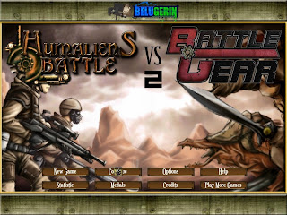 Humaliens Vs Battle Gear 2