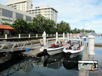 Kota Kinabalu: Pacific Sutera Hotel