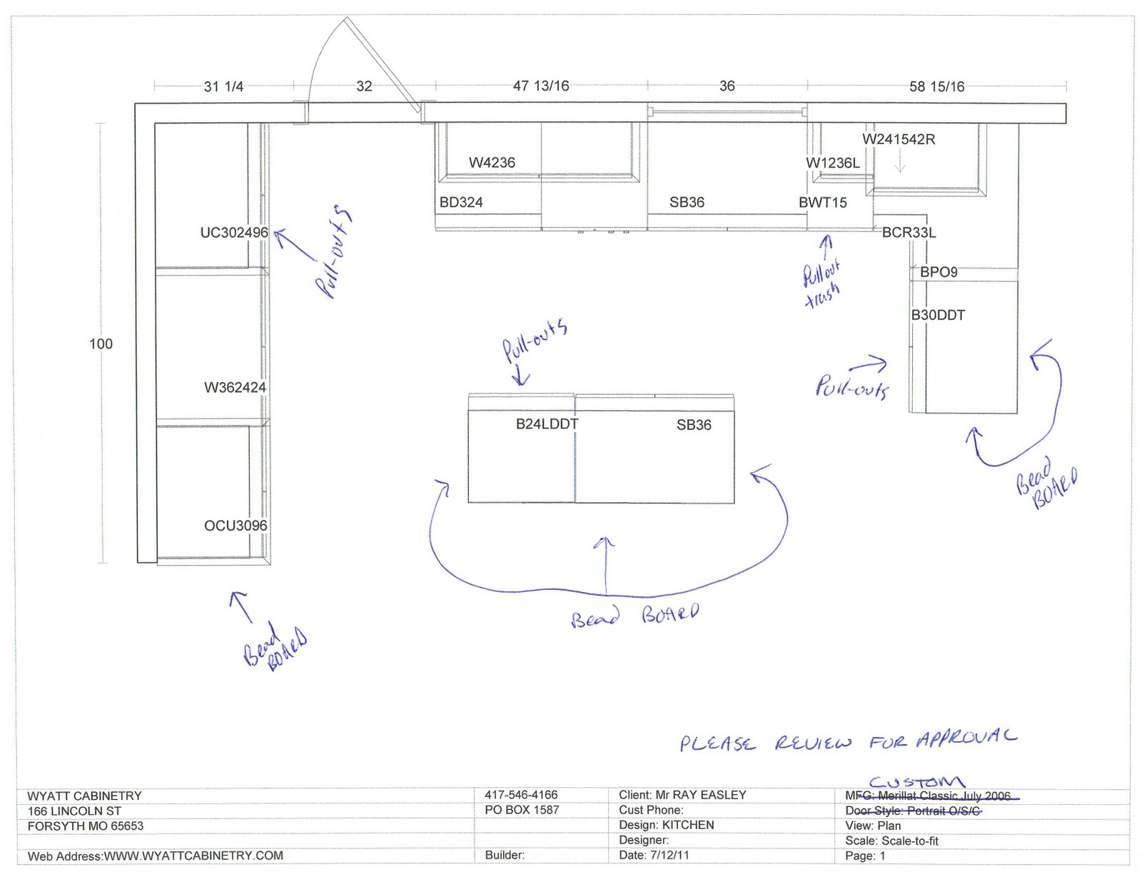 Layouts For Small Kitchens