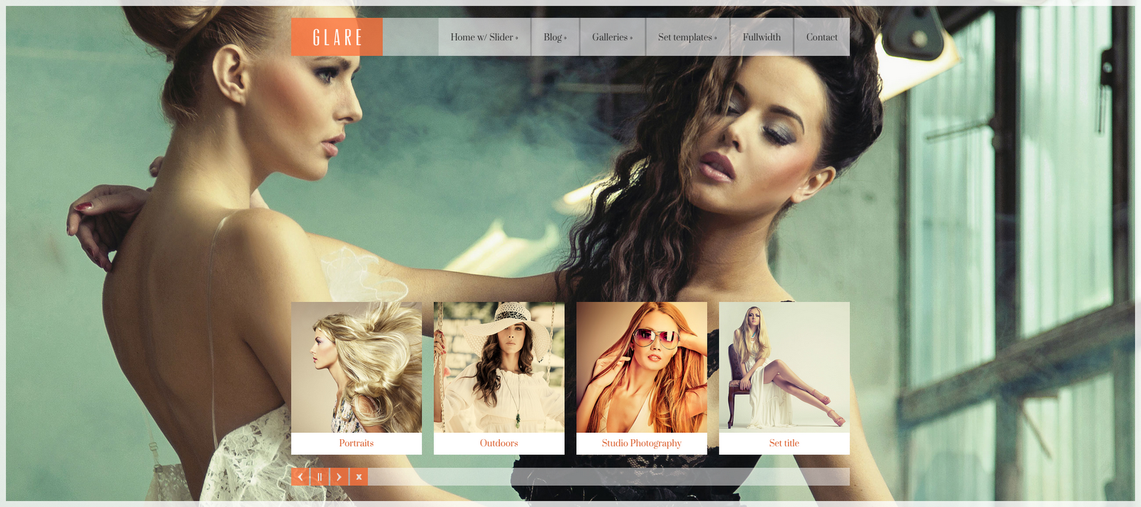 Glare-Photography-Portfolio-HTML5-and-CSS3-Template