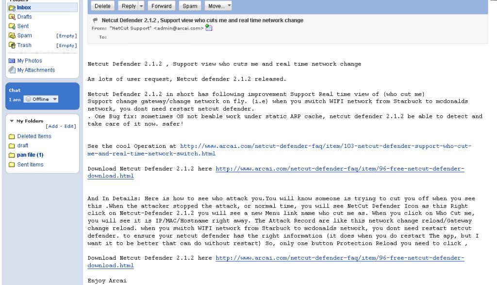 Tutorial dan Cara Menggunakan NetCut Lengkap | Werpo