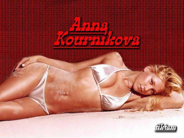 Anna Kournikova  wallpaper 2011