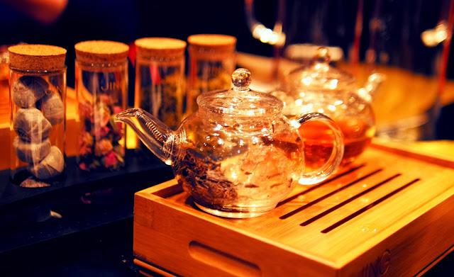 Jing Glass Teapot