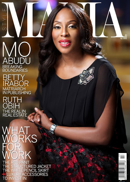 Mania's August 2013 Cover