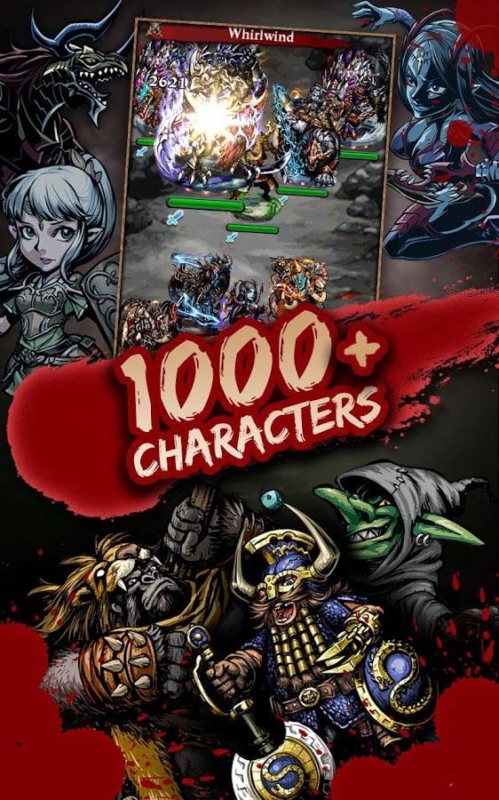 Download Blood Brothers (RPG) v2.5.2.9.2 Apk