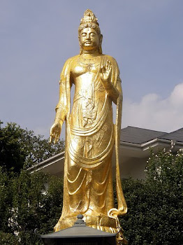 KANNON - manisfestação masculina de Kwan Yin cultuado no Japão