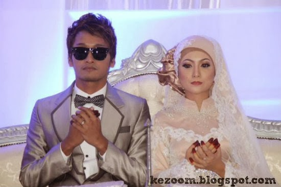 Gambar- Majlis Pernikahan Farizal Marlias & Zaiton Othman