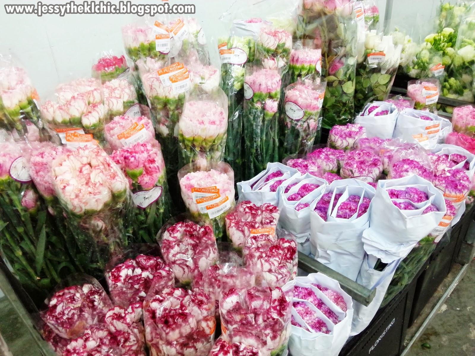 Place floristika bangsar jessy the kl chic malaysia food carnation 20 for rm10 izmirmasajfo