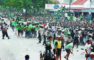 kisruh sepak bola indonesia