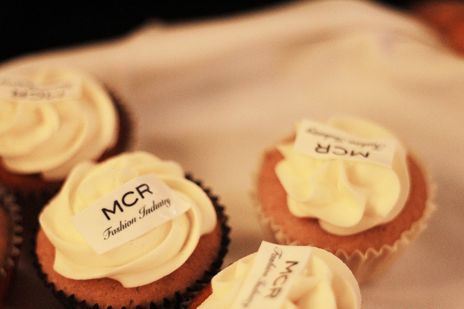 manchester fashion industry gothic romance party cupcakes