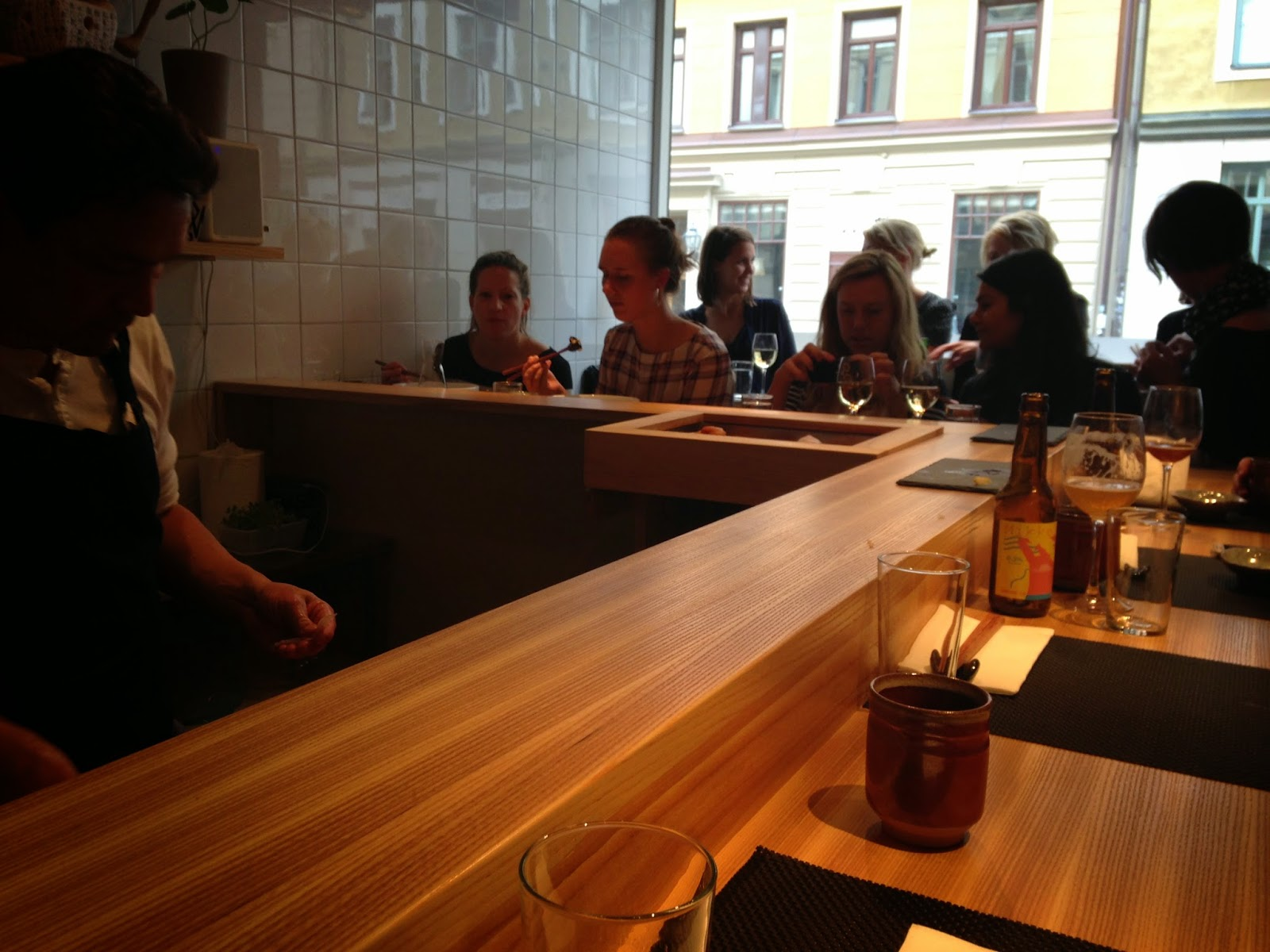 otäck japanesse liten i Stockholm