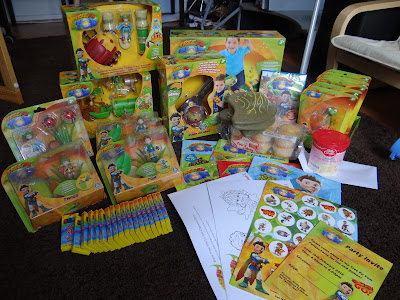 Tree Fu Tom toys, Tree Fu Tom playset, CBeebies Tree Fu Tom