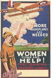 Women Come Help! (WWI)