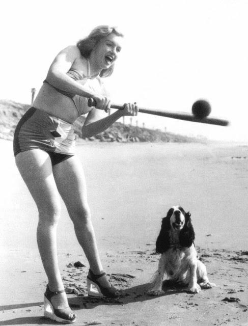 mascotas de Marilyn Monroe