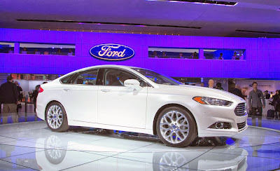 2014 Ford Fusion Release Date, Redesign & Price