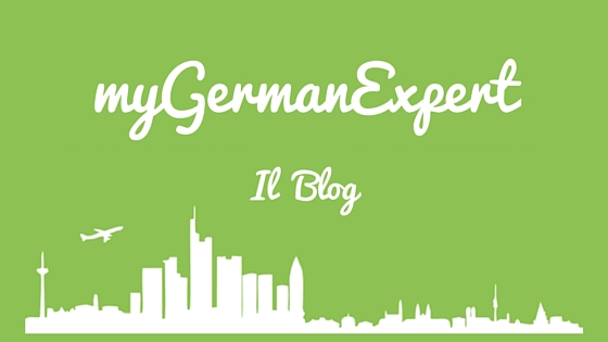 myGermanExpert Blog [Italiano]