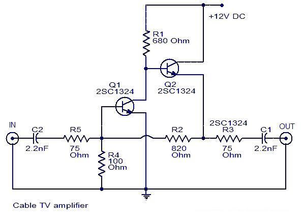 Block diagram of cell phone jammer - 6 Antennas Cell Phone Block