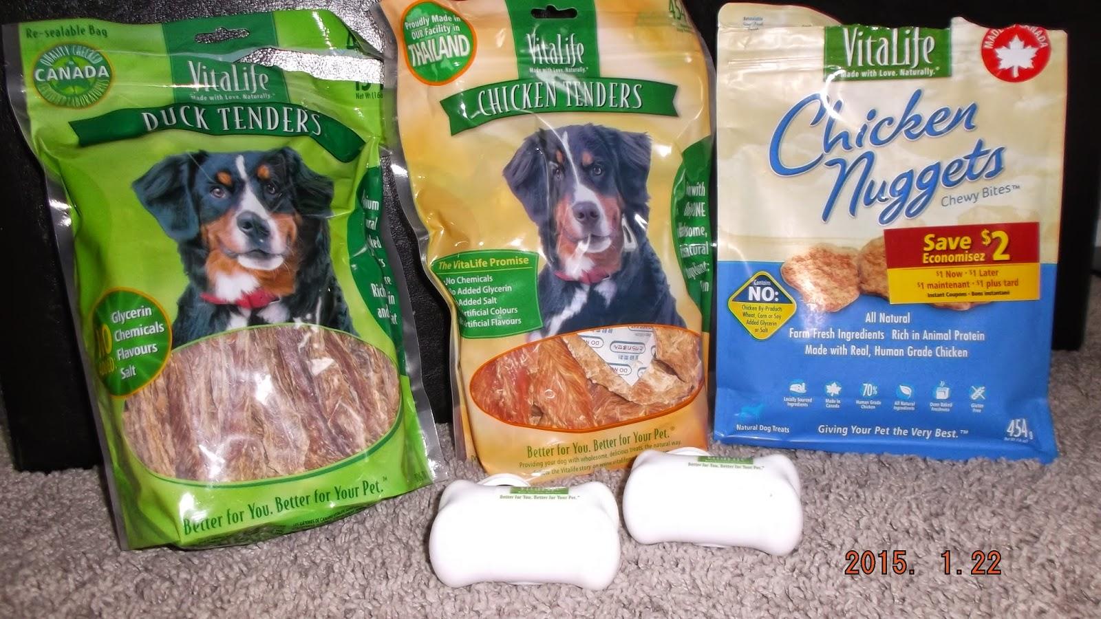 Vitalife Dog Treats