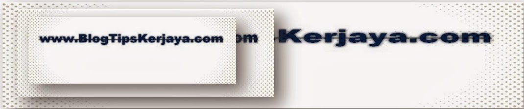 Blog Tips Kerjaya & Jawatan Kosong 2015