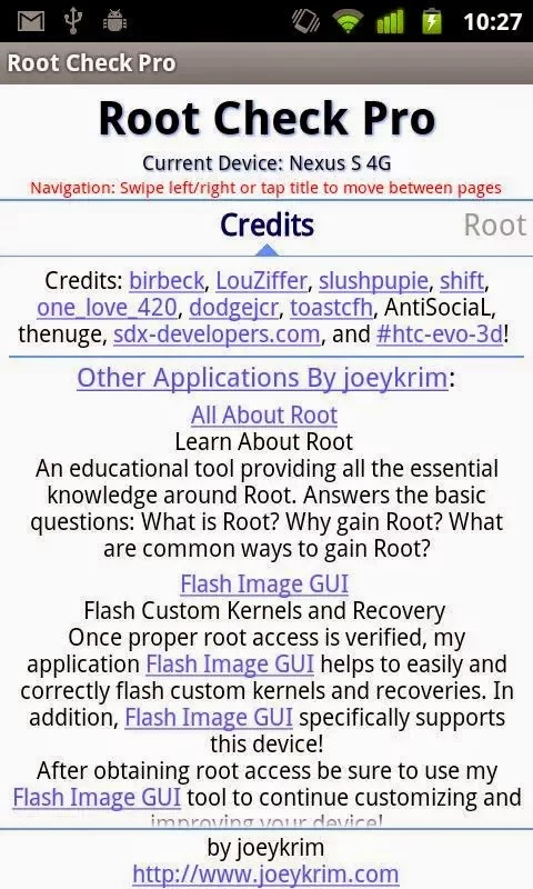 Root Checker Pro v3.97.0.69 Patched