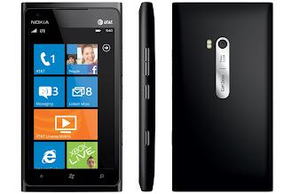 HOT The Nokia Lumia 900