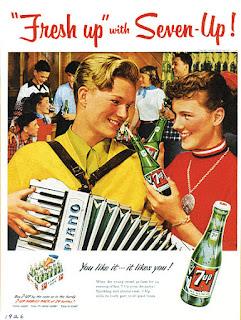 História do refrigerante americano 7UP, onde existe um mistério sobre a sua constituição de nome.