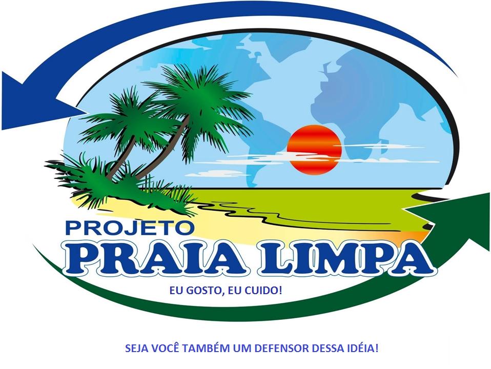 Projeto Praia limpa: eu gosto, eu cuido!