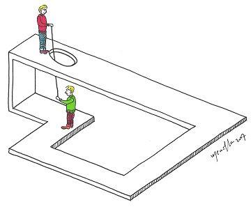Limonchiflado figuras imposibles reversibles - Figuras geometricas imposibles ...