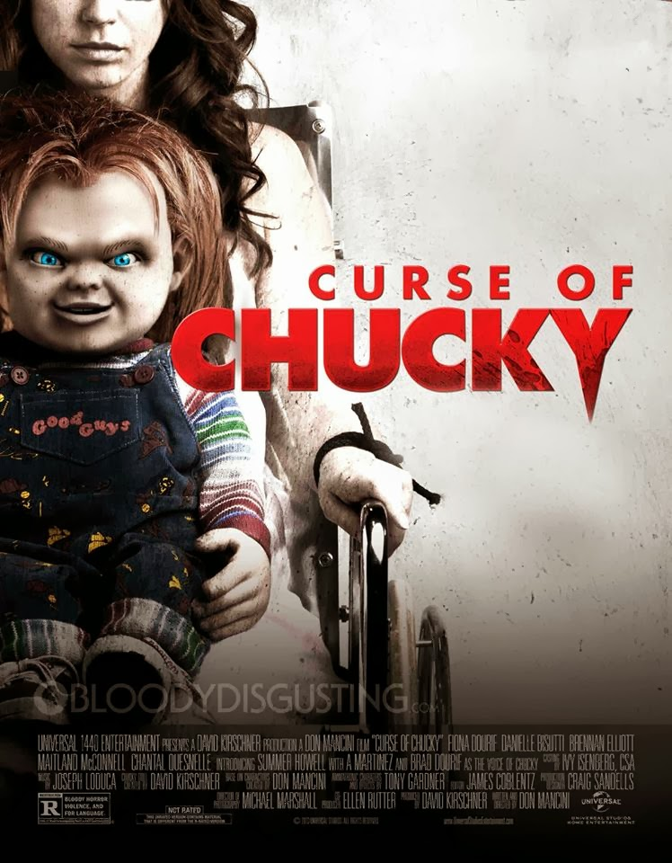 Download Film Curse Of Chucky (2013) BluRay 720p